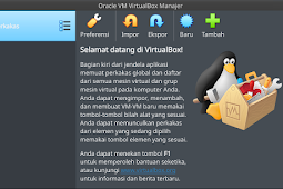 Cara Mudah Install VirtualBox via Terminal di Kali Linux