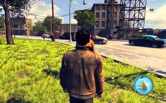 Mafia 2 PC Games Gameplay