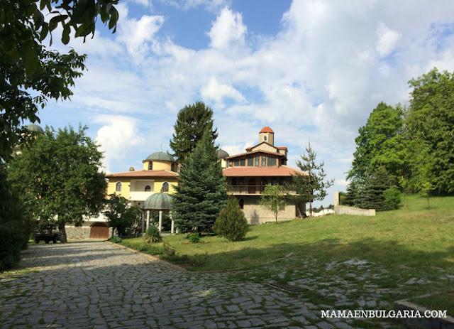 monasterio de Resilovo Bulgaria