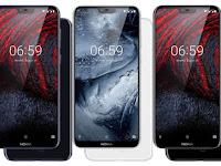 Nokia 6.1 Plus dan Nokia 5.1 Plus resmi di India Berikut Spesifikasi, fitur dan harganya