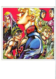 Reseña de JoJo's Bizarre Adventure Part V: Vento Aureo, de Hirohiko Araki - Ivréa