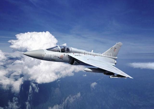HAL Tejas Fighter Jet
