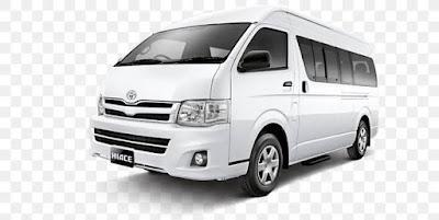 Rental Mobil Hiace Commuter di Banjarmasin