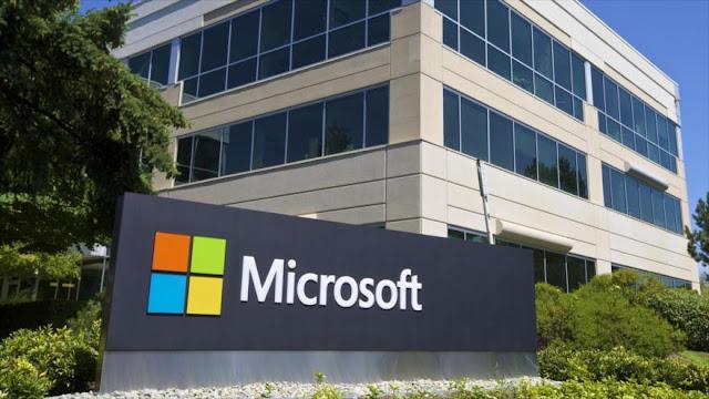 Aumentan un 11% ganancias de servicios en la nube de Microsoft
