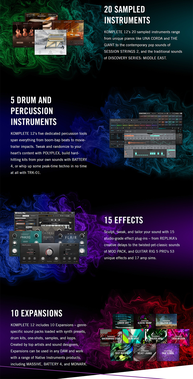 native instruments komplete 10 ultimate kickass