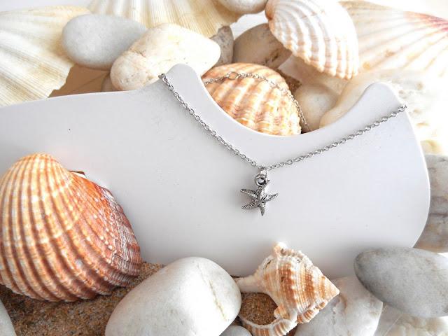 tobillera estrella de mar