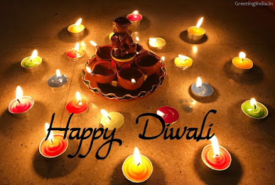 Happy Diwali Wallpaper