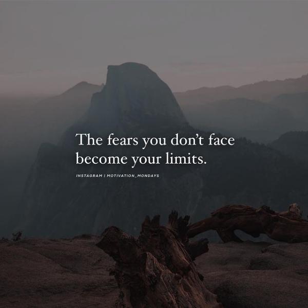 Lawan rasa takut