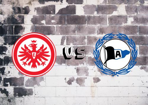 Eintracht Frankfurt vs Arminia Bielefeld  Resumen