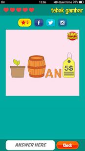 Aplikasi Android Game Teka Teki