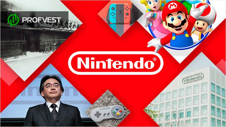 Компания Nintendo