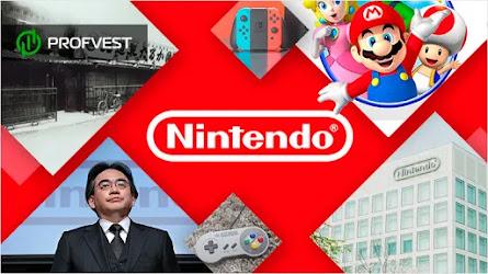 Компания Nintendo: история успеха японской игровой компании