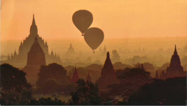 View Postcard from Myanmar
