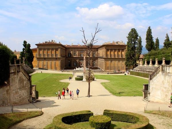 Florence: Boboli Gardens