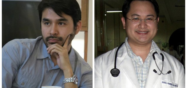 "Atom Araullo gets criticized for clashing with a Filipino infectious disease expert: ""Why don't you become productive and try to contribute""  