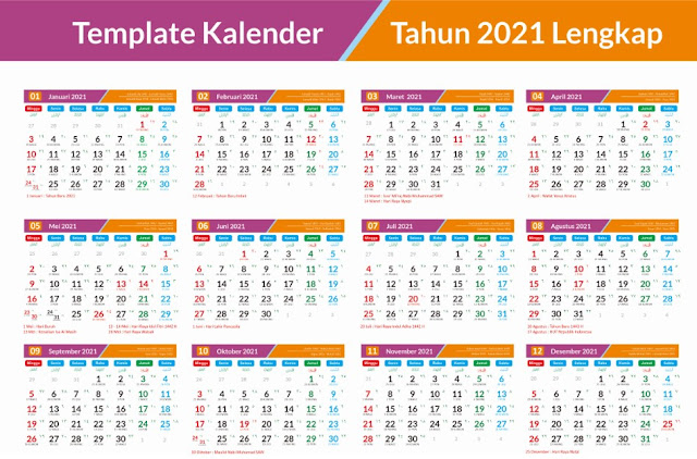 kalender 2021 lengkap jawa hijriyah masehi