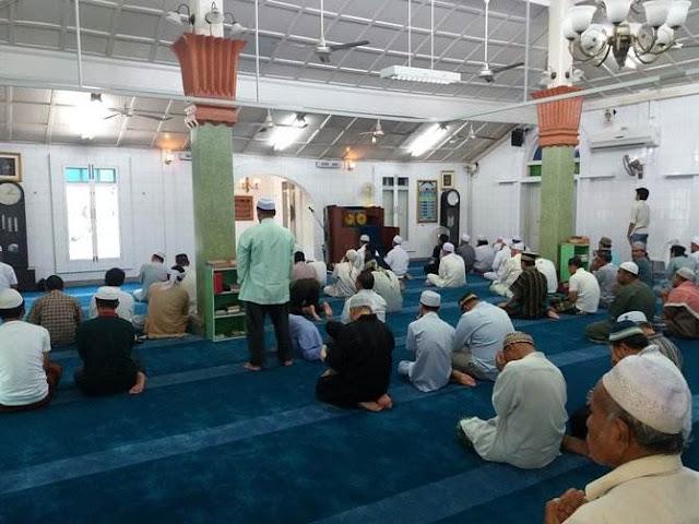 Begini Awal Mula Mengapa Ada Masjid Jawa Di Thailand