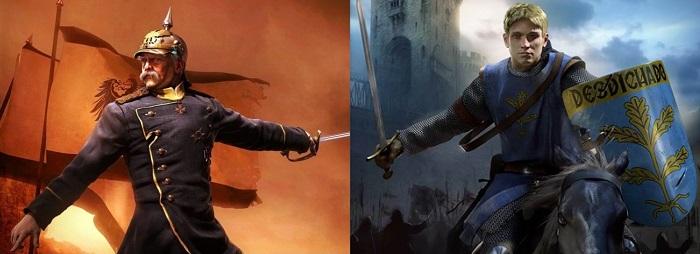 Comparison: Crusader Kings 3 vs 2