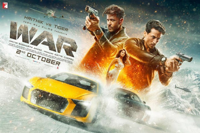 War Bollywood Movie Download (2019) Hindi Full HD 1080p,720p,480p