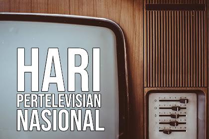 Hari Pertelevisian Nasional dan Dampak Perkembangan Media di Indonesia | Hot Info