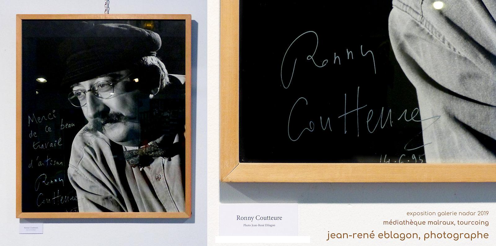 Ronny Coutteure - Photo Eblagon