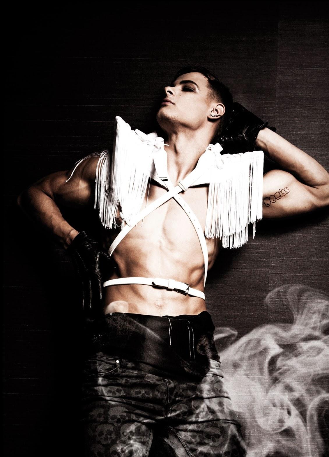 Andrei Karenin itsnotyouitsme blog: hot couturebenjamin falk & jake