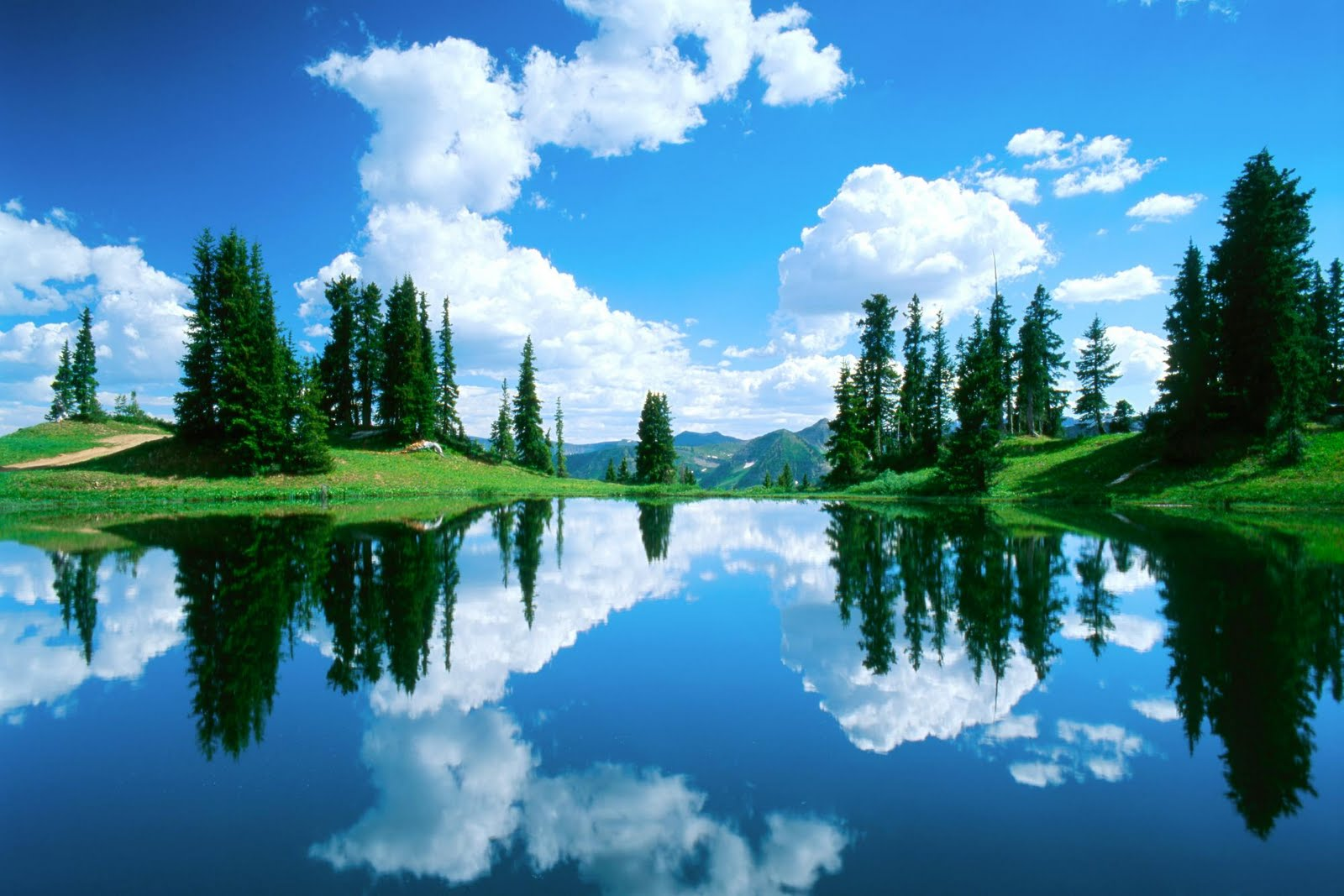 Reflections on Water Stunning HD Nature Wallpapers ...