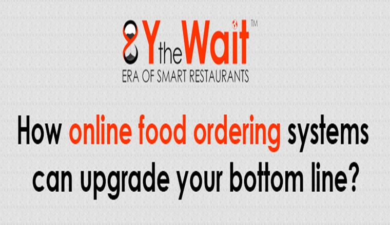 How online food ordering systems can upgrade your bottom line?