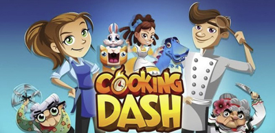 COOKING DASH Mod Apk v2.5.2 Unlimited Money Tickets Terbaru