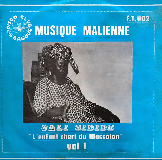 Mali Wassoulou Sali Sidibe African Music musique Africaine Traditional Music World music vinyl