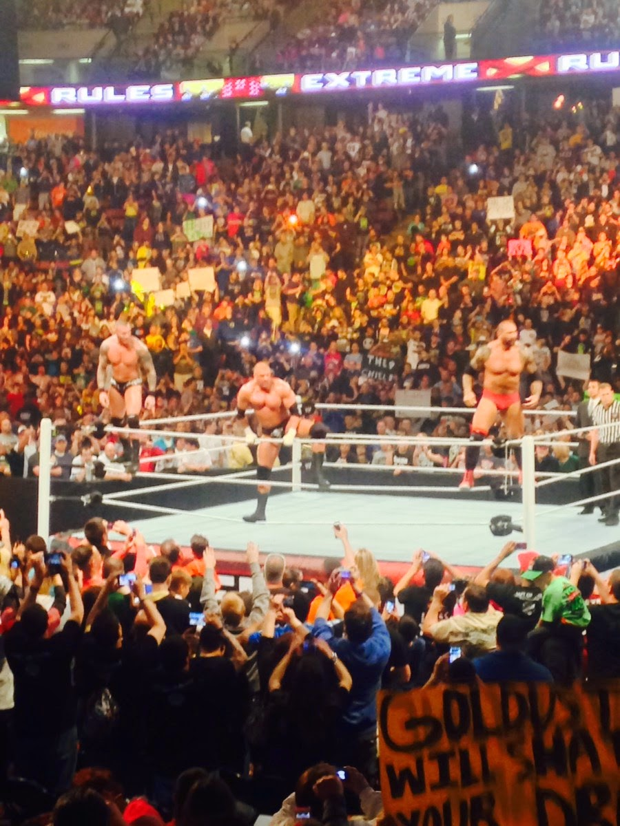 Dellah's Jubilation: A Day of Extreme Family Fun at the #WWE
