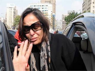 عاجل الفنانه داليا البحيري وراء القضبان وهذه حالتها بعد سماع الحكم