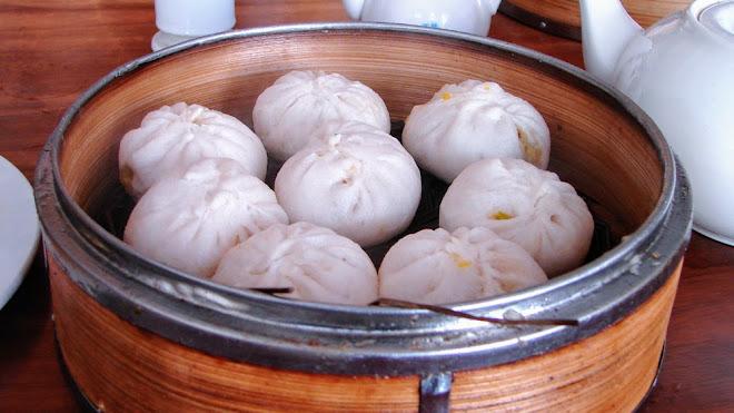 Pâte à Baozi