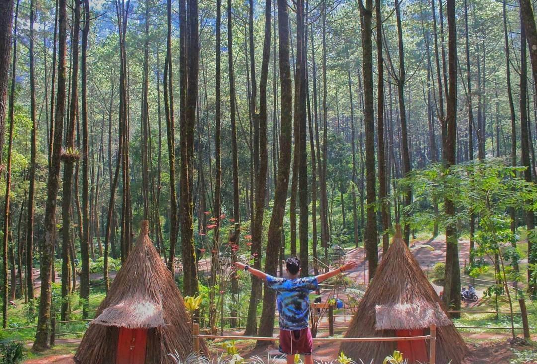 Tempat Wisata Tawangmangu Karanganyar Jawa Tengah Tempat