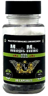 Magic Mike XXL Male Enhancement 10 Capsule Bottle