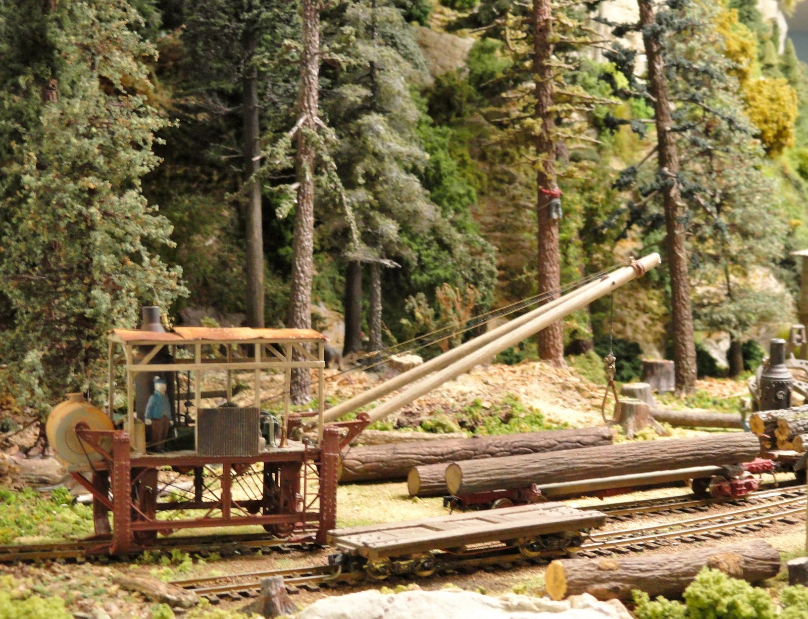 Model Railroad Minutiae October 2011