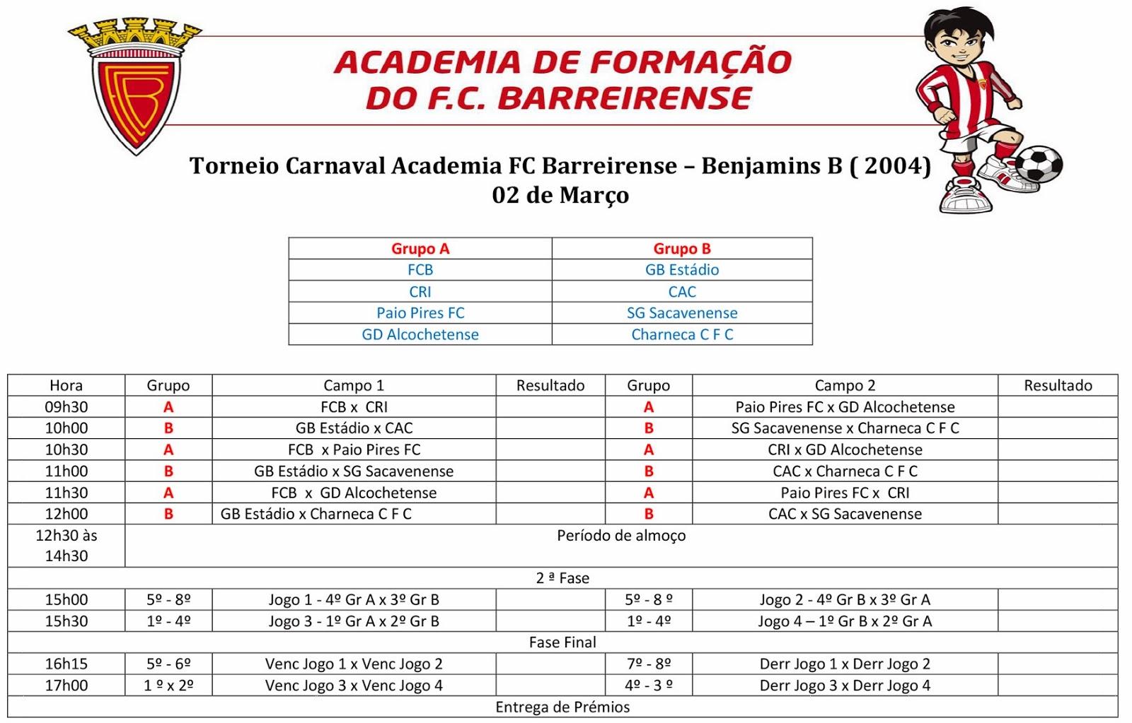 Blogue da Academia do Futebol Clube Barreirense (Blog Academia FCB ... 70bd5abfe256f