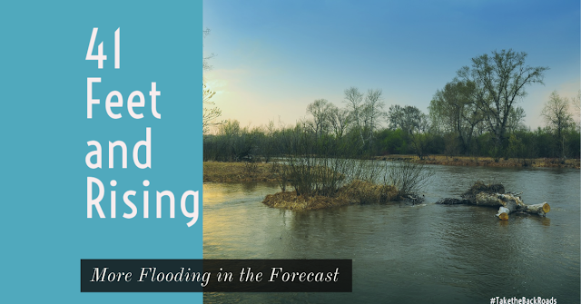 41 Feet and Rising - More Flooding in the Forecast