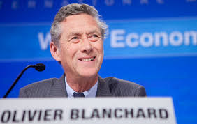 Olivier Blanchard Biography , Net Worth, Wife Age, Family, Children, Twitter