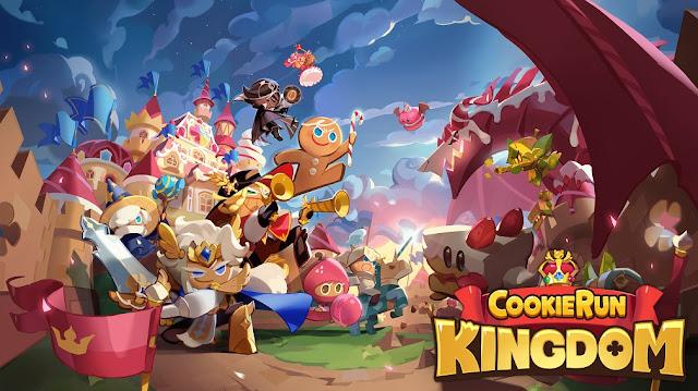 Permainan Cookie Run Kingdom di PC