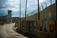 Qalandia Checkpoint - The Only Way Between north & south West Bank