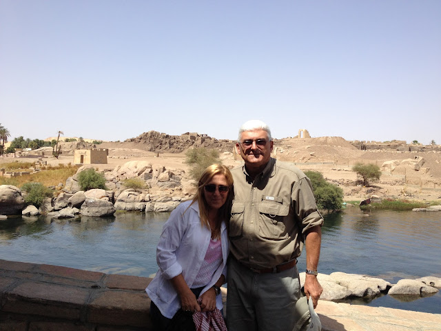 Isla Elefantina, Aswan