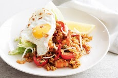 Nasi Goreng : Indonesian Fried Rice