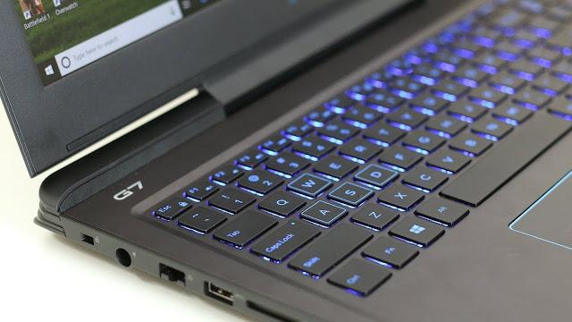 Dell G7 notebook gamer Black Friday
