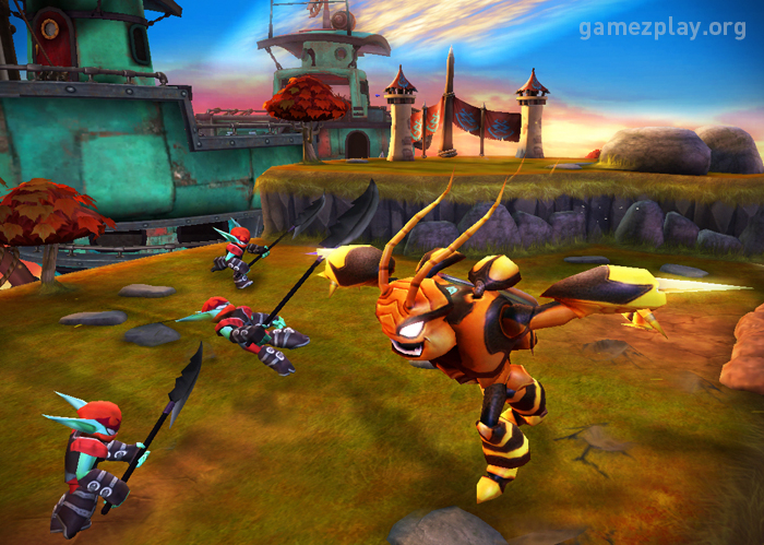 Video games: Skylanders Giants Shroomboom and Chill