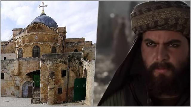 Alasan Umar bin Khattab Menolak Ketika Dipersilakan Uskup Sophronius Shalat di Gereja