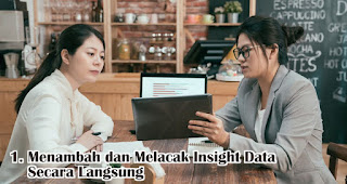 Mampu Menambah dan Melacak Insight Data Secara Langsung merupakan salah satu alasan mengapa menjaga customer relationship itu penting