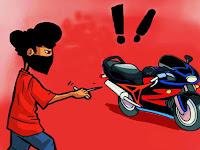 Tidak Sampai 24 Jam Maling Motor di Pasar Sentral Pangkep Berhasil Dibekuk Polisi