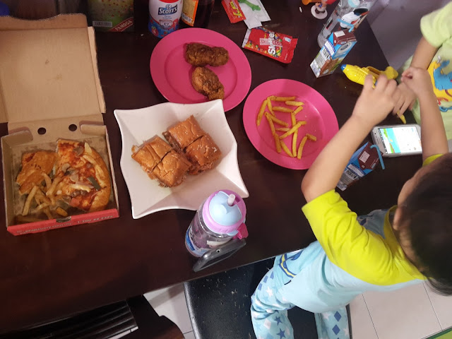 MENU BREAKFAST ANAK-ANAK PART 3 DI HARI MINGGU