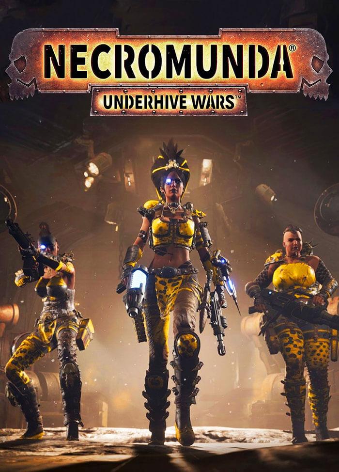 قم بتنزيل لعبة Necromunda Underhive Wars للكمبيوتر الشخصي - إصدار CHRONOS